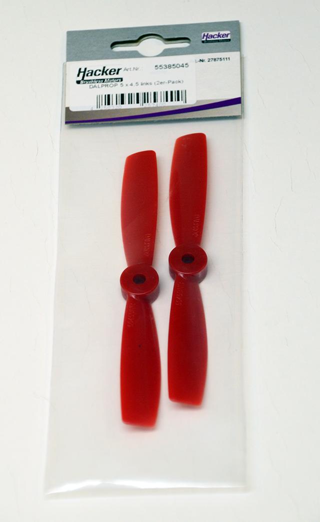 5 x 4.5 DALPROP (red)
