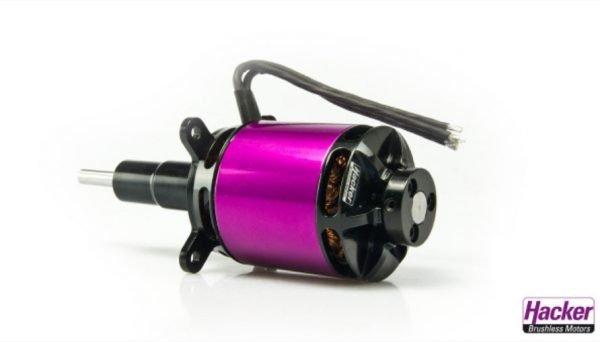 Hacker A50 12-L Glider kv355 brushless motor