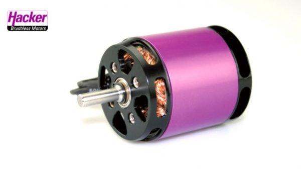 Hacker A50 16L V4 kv265 brushless motor