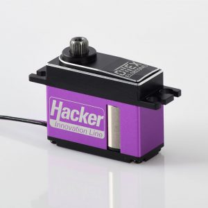 Hacker DITEX EL0809MD digital servo
