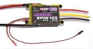 Master SPIN Pro 125 OPTO ESC speed controller