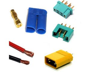 Plugs, Sockets & Cables