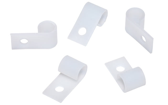 Tube mounting clips (5 pieces)