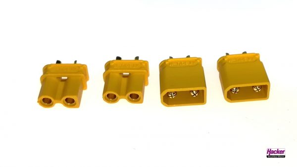 XT30 connector, plug & socket