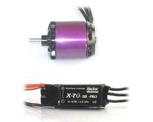 Para-RC Drive Components
