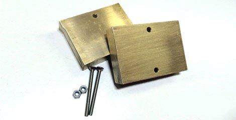 Para-RC Brass Weights (2 pcs.)