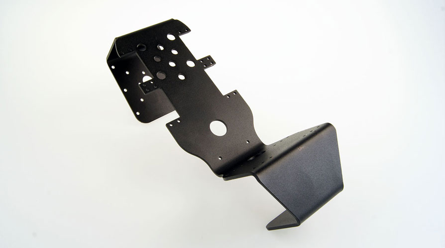 Para-RC Metal Seat XXL for Harness EVO XXL