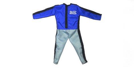 Para-RC Pilot Suit Blue / Gray