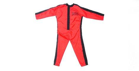 Para-RC Pilot Suit Red