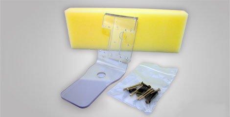 Para-RC Plastic Seat Bracket