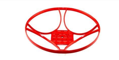 Para-RC Prop-cage (Plastic-Red)
