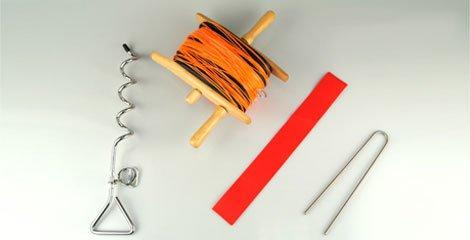 Para-RC Rubber Rope Start-Set Para 100