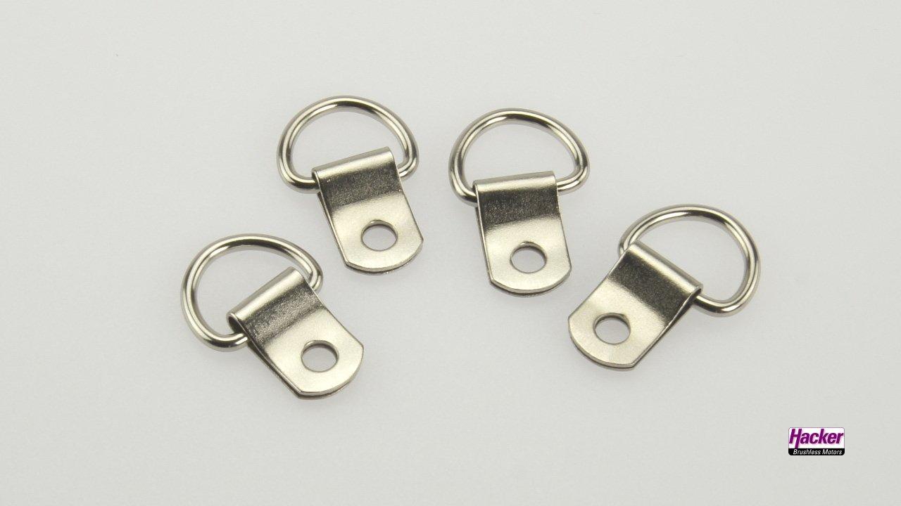 Para-RC metal loop set - 4 pcs.