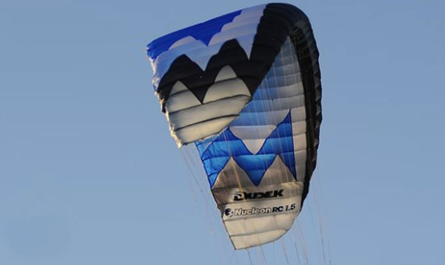 "Para-RC Paraglider ""Dudek Nucleon 1.5"" (blue / black)"