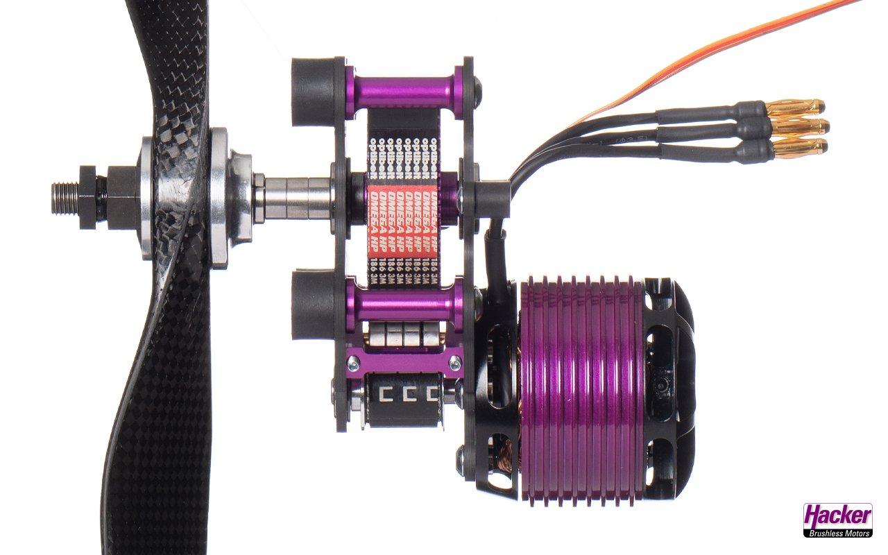 A50-7S Y Turnado Senstrol 3.2:1 XGear F3A