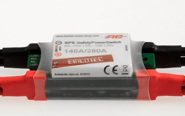 Safety Switch SPS SafetyPowerSwitch 70V 140/280A