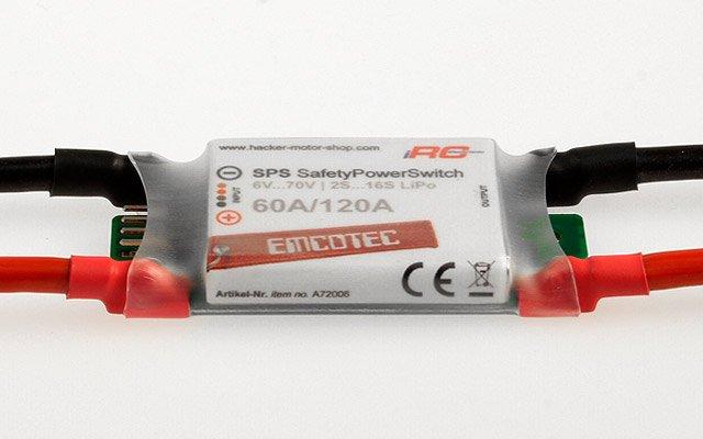 Safety Switch SPS SafetyPowerSwitch 70V 60/120A