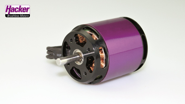 A40-12L V4 14-Pole kv410