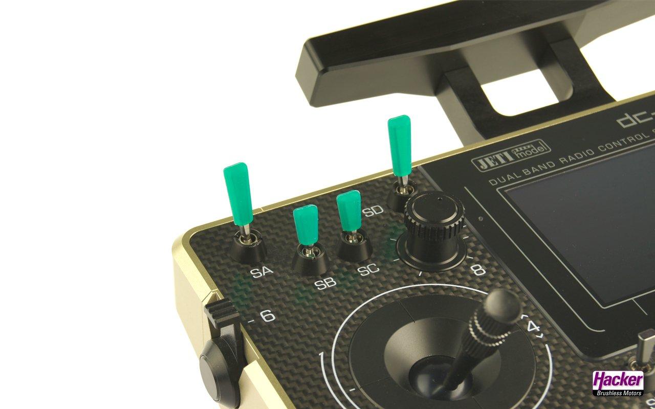 switch caps green (10 pcs)