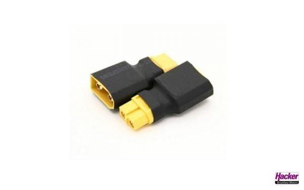 Adapter XT60 socket to XT90 plug