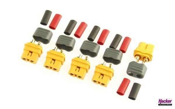 XT60L sockets